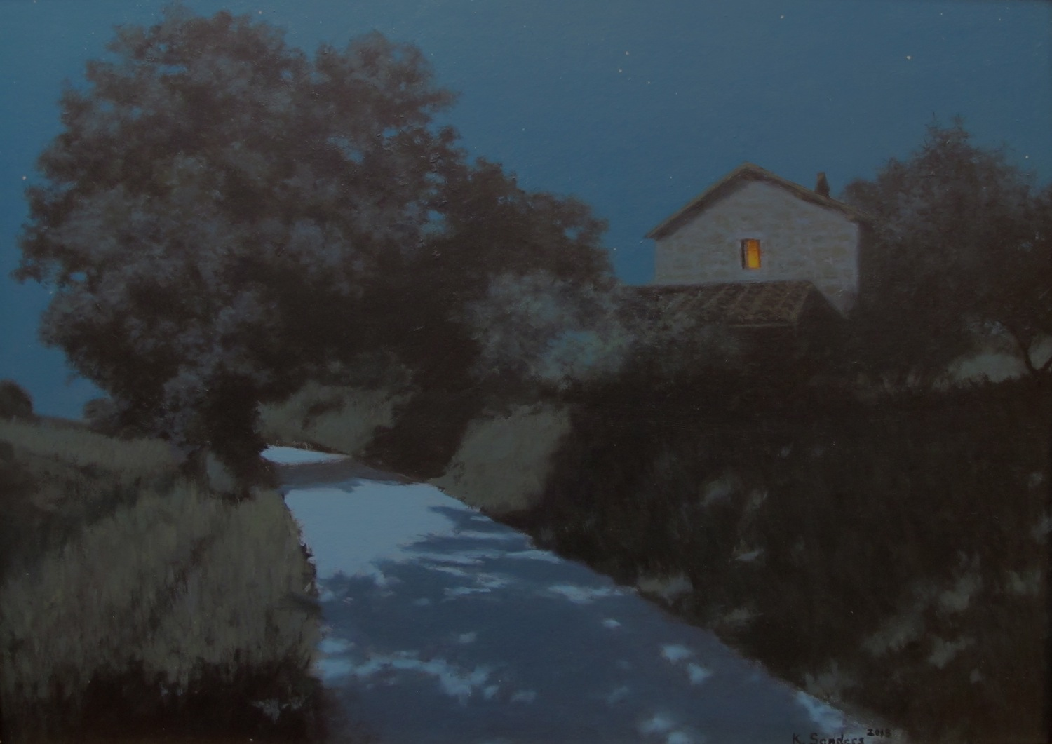 moonlit road The moonlit road i statement of joel hetman, jr iam the most unfortunate of men rich, respected, fairly well educated and of sound health—with many other advantages.